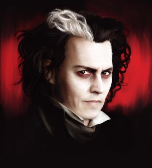 Johnny Depp by wiis